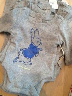 Peter Rabbit babyGap
