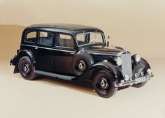 1936 Mercedes-Benz 260D #OverBoost