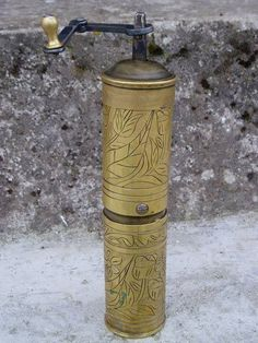 I have coffee grinder just like this which I inherited from my Hungarian grandmother...