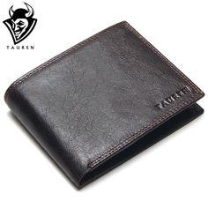 Hot Sale $11.97, Buy Small Vintage Wallet Brand High Quality Vintage Designer 100% Genuine Crazy Horse Cowhide Leather Men Short Coin Purse Wallet
