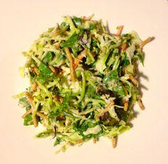 Asian salad w/dressing