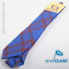 Elliot Modern Tartan Tie. Free worldwide shipping available