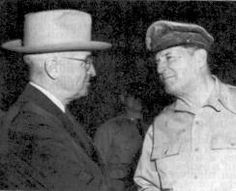 Truman and General MacArthur