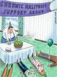 Chronic Halitosis Support Group