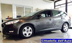 Ford Focus Plus Wagon  - 1.5 Tdci -  km 21.261 - immatricolata febb 2015 - colore grigio scuro - pack sinc/pack plus Da noi a soli €. 16.800 oltre a passaggio di proprietà.  12 Mesi di garanzia.  d.rondi@ghinzanigroup.it - 347/2925074 mvecchio5@gmail.com - 393/3885074...  http://www.cittadelladellauto.it/it/