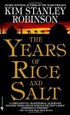 The Years of Rice and Salt by Kim Stanley Robinson, http://www.amazon.com/dp/0553580078/ref=cm_sw_r_pi_dp_AfH6pb0KYRAHS