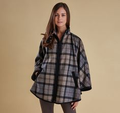 Barbour Bruway Wool Cape | Barbour | Womens | Barbour