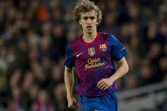 Marc Muniesa, F.C. Barcelona