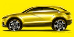 More Drawings of that upcoming TT-Based Concept for Beijing Motor Show - Fourtitude.com