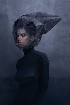 "Check out this @Behance project: ""Portrait 02"" https://www.behance.net/gallery/54213253/Portrait-02"