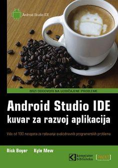 Našu knjigu Android Studio IDE kuvar možete da kupite u sledećim  knjižarama