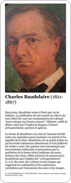 Charles Baudelaire, Les Fleurs du mal