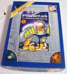 Planetas. La conquista del espacio