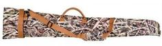 """River Run Hunt Camo Floating Rifles Case Accommodates 28"""" Barrels Extremely Durable"""