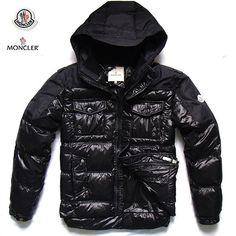 Moncler Men s Down Jacket Black,Moncler Mens Down Jakets Black of original with low prices - $203.15 Moncler Down Jackets Outlet by www.monclerlines.com/men-moncler-jacket-c-1.html