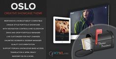 Oslo - A Showcase Portfolio WordPress Theme #wordpresstheme #portfoliowordpress Live Preview and Download: http://themeforest.net/item/oslo-a-showcase-portfolio-wordpress-theme/10504538?ref=ksioks