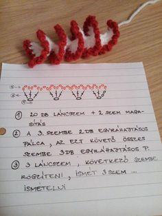 Best 12 Simple crochet spiral earrings… test, just choose the yarn/wire & hook carefully… by kropeczka – SkillOfKing. Spiral Crochet, Freeform Crochet, Irish Crochet, Crochet Motif, Crochet Lace, Crochet Stitches, Simple Crochet, Crochet Snowflake Pattern, Crochet Flower Tutorial