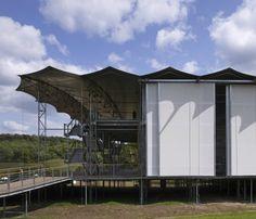 Garsington Opera Pavilion, Wormsley Estate