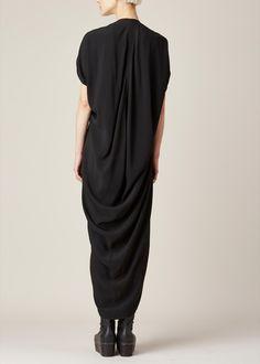 Rick Owens Loabster Dress (Black)