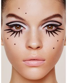 24 New Ideas diy makeup recipes eyeliner make up Makeup Inspo, Makeup Inspiration, Makeup Tips, Hair Makeup, Makeup Ideas, Witch Makeup, Eyeshadow Makeup, Skull Makeup, Zebra Makeup