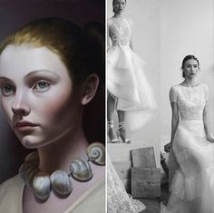 New hot topics on KONKSTYLE #blog. Bridal inspiration for #art and #fashion article, visit www.konk.it/blog/ and enjoy your readings! #bloggers #artblogger #fashionblogger #moda #wedding #weddingdress #belleepoque #arte #shell #sea #maryjaneansell Belle Epoque, Shell, Statue, Bridal, Wedding Dresses, Hot, Inspiration, Fashion, Bride Gowns