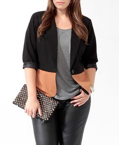 forever 21, but the BLACK/IVORY