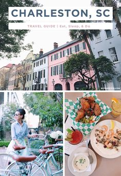 Travel & Food Guide // charming Charleston, South Carolina