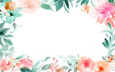 WatercolorFloralBorder_by_JulieSongInk1.jpg (1856×1161)