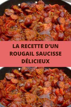 La recette d'un rougail saucisse délicieux – Page 2 – Toutes recettes
