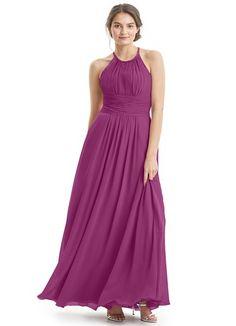 2f9e824fca9 Shop Azazie Bridesmaid Dress - Regina in Chiffon. Find the perfect made-to-
