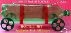 Bottle Jet--but, to tell the truth, I just needed to find ONE in this haystack of great ideas!  GO There!