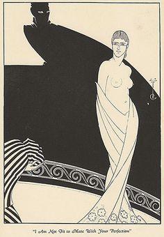 Ray Frederick Coyle, british art nouceau, rosacrucistas, japan, sihouette and shadow