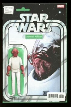 Star Wars #58 B John Tyler Christopher Variant Nien Nunb VF+//NM+