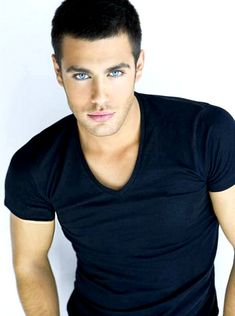 Kostas Martakis... I could spend some serious time appreciating a face like this.