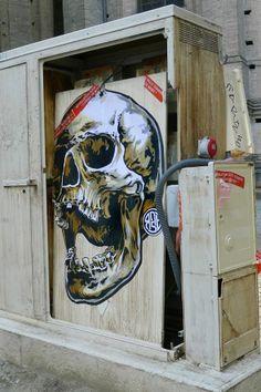 "Artist : RNST  ""Paris XIII"""