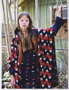 Mia Goth Dazzles in Wonderland Magazine (Sept/Oct '13)  Photographer: Ben Rayner