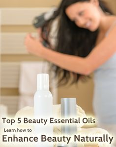 Learn how to use essential oils to naturally enhance your beauty! This article has instructions on how to use essential oils for glowing skin and silky tresses. http://www.ovviooils.com/blogs/ovviooilsblog/29325251-top-5-essential-oils-you-need-to-add-to-your-beauty-regime
