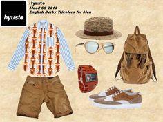 Hyusto  Mood total look Spring Summer 13  http://www.hyusto.com/