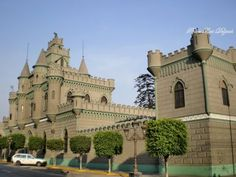 Castillo Rospigliosi - Peru