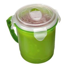 The Microwavable Mug is made from a microwave safe plastic material, this nifty item is the absolute best for soup on the go, however the sky is the limit with what food you choose to transport in this magnificent mug. Plastic Material, Kitchen Gifts, Cool Kitchens, Microwave, Lunch Box, Things To Come, Mugs, Nifty, Soup