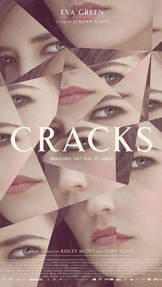 《裂縫》電影海報 用重複性的元素與畫面切割來表達裂縫,清晰直接的視覺傳達! 10張電影海報欣賞 » ㄇㄞˋ點子靈感創意誌