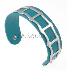 Stainless Steel Cuff Bracelet, hope you also like this one http://www.beads.us