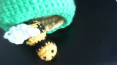 Biene häkeln Anleitung Beanie, Videos, Baby, Amigurumi, Tutorials, Small Bees, Newborn Babies, Beanies
