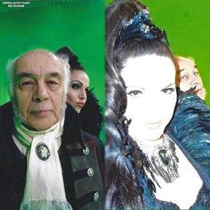 Lana and Tony Perez    via @BRLanaParrilla [#lanaparrilla #tonyperez #ouatcast]