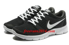 240f364c31b2 Mens Nike Flex Experience Run Black White Shoes  Black  Womens  Sneakers   Black