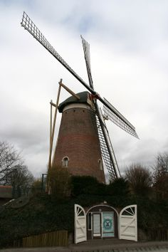 List of windmills in North Brabant Eindhoven, Water Tower, Le Moulin, Europe Travel Tips, Rotterdam, Amazing Nature, Curb Appeal, Places To See, Countryside