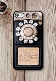 To know more about Old Phone iPhone Case - iPhone 6 - iPhone 5 - iPhone - iPhone - iPhone Cover - Custom Phone Cases, visit Sumally, a social network that gathers together all the wanted things in the world! Cool Iphone Cases, Cute Phone Cases, Diy Phone Case, Iphone Phone Cases, Iphone 5se, Phone Covers, Vintage Phone Case, Mobiles, Gadgets