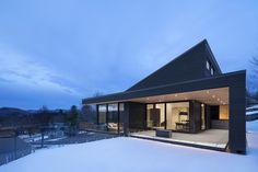 modern villas images