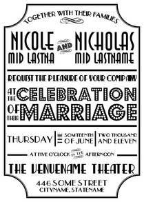 Any bride wanting a #movietheme wedding be sure to check out: http://nicolethegrrr8.weebly.com/templates.html for very affordable and great #DIY templates. This site has it all including invites, movie poster, place cards, programs and more!!! Great find for any #theaterwedding