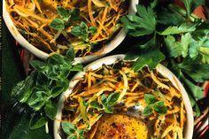 Nidos de Patata con Verdura - Receta De Cocina Tipica De Colombia